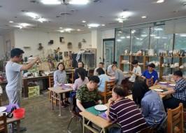 우리주간보호센터 2019복지기관 문화예술교육지원사업 현장학습1
