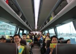 조이누리 버스와 함께한 가족나들이1